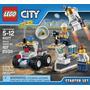 Lego City Puerto Espacial Space Starter Building Set!!