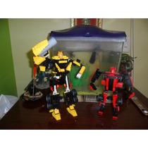 Legos Robots Transformers En Set