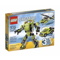 Lego Creator 31007: Robot De Ultima Generación