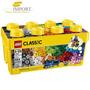 Lego Classic 484 Piezas 4-99 Años 10696 Libro Ideas Incluido
