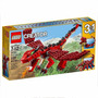Lego Creator 3 En 1 Dragon, Escorpion Y Serpiente 31032