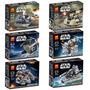 Lego Versión Star Wars Última Edición Incluye Nave