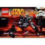 Lego City Nave Star Wars Shadow Troopers Importado Original