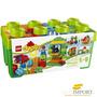 Lego Duplo 65 Piezas Para Niños 1-5 Años Caja Verde 10572