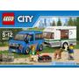 Lego City Van & Caravan Hermoso Set Original Lego!! Oferta!!