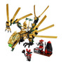 Lego Ninjago 70503 The Golden Dragon