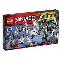 Lego Ninjago 70737: Combate De Robots Titanes