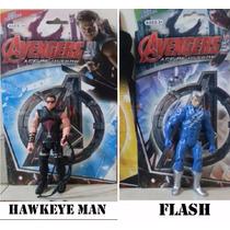 Muñecos Avengers Spiderman Hulk Superman Thor Batman Ant-man
