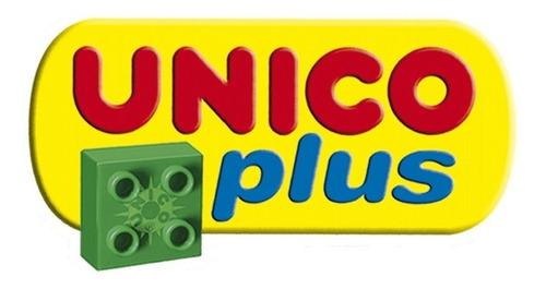 bloques construccion unico plus/lego granja  italy 48 piezas