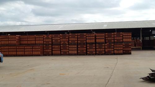bloques de arcilla (rojos) 10 12 y 15cm 420 bs.s