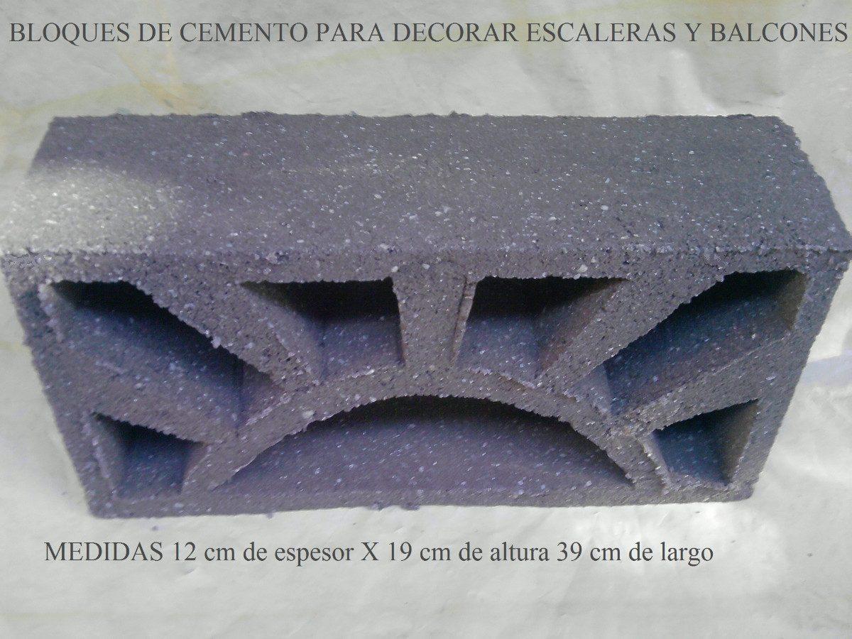 Bloques de cemento para jardin pintura archivos pgina de for Bloques de cemento para jardin
