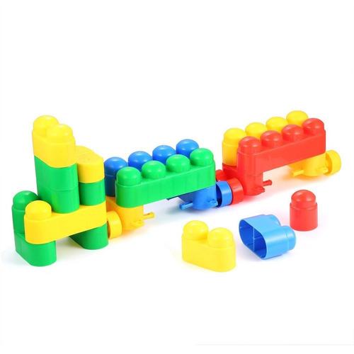 bloques de construcción, yeco juguetes para b + envio gratis