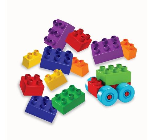 bloques de encastre blokoco en bolsa x24 envio full (10001)
