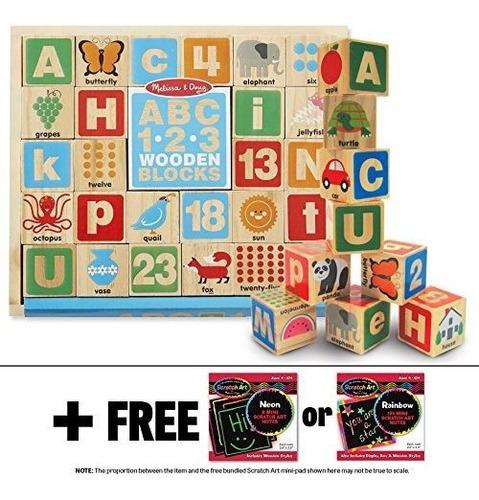 bloques de madera abc y 123 free paquete de mini juegos meli