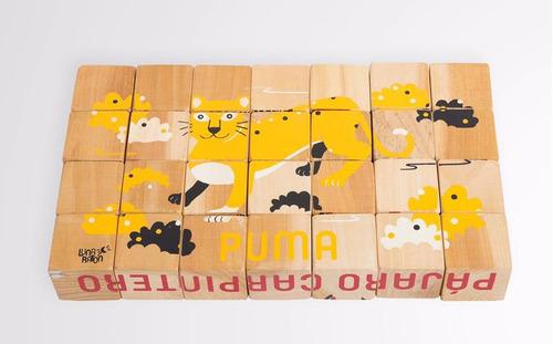 bloques de madera- juegos didacticos. juegos de construccion