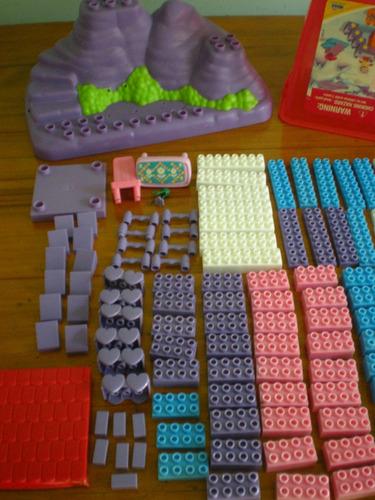 bloques dora para construir
