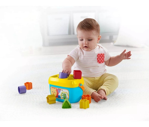 bloques éncajables fisher price juguete bebe niño niña
