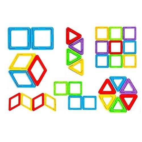 Bloques Magnéticos Joy Mags Bloques De Construcción En Color ...