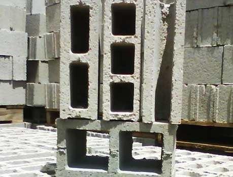bloques vibrados bloques prensados