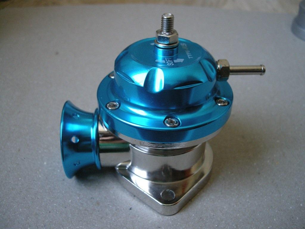 Tipos de valvulas de alivio para turbo