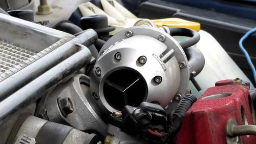 blow off valvula de alivio hks ssqv  black turbo sonido gcp