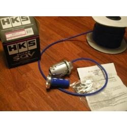 blow off valvula de alivio hks ssqv ver 2 black turbo sonido