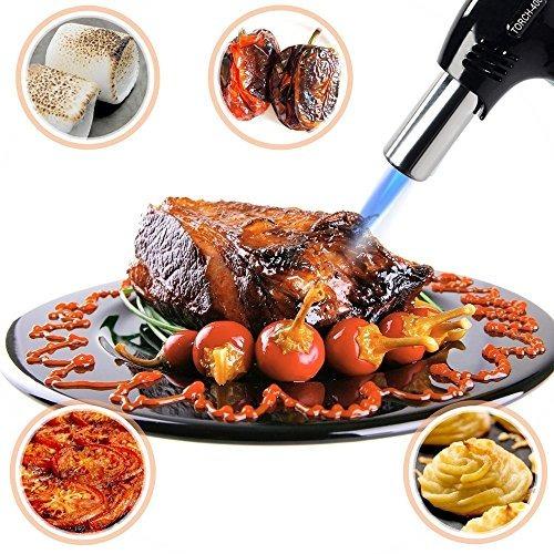 blow torch kitchen antorcha de butano antorcha culinaria rec