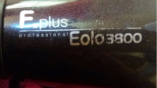 blower profesional f.plus eolo3800 1012