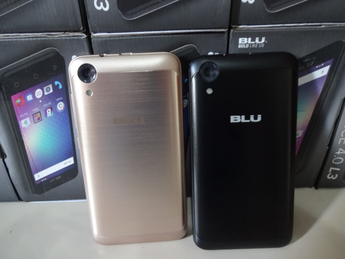 blu advance l3 novo anatel 3g android até64gb notaf brindes