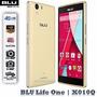 Blu Life One Dorado 4g Lte 13mp 4.4 Kitkat 1.2ghz Quad-core