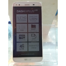 Blu Dash Plus Lte