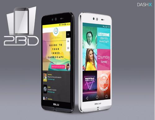 blu dash x nuevo liberado!! doble sim h+ whatsapp android