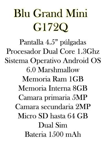 blu grand mini g172q dual core 1gb 8gb 5mp dual sim bagc