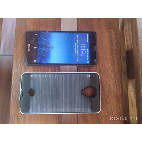 Blu R1 Hd 16gb Para Repuesto O Reparar (mica Rota)