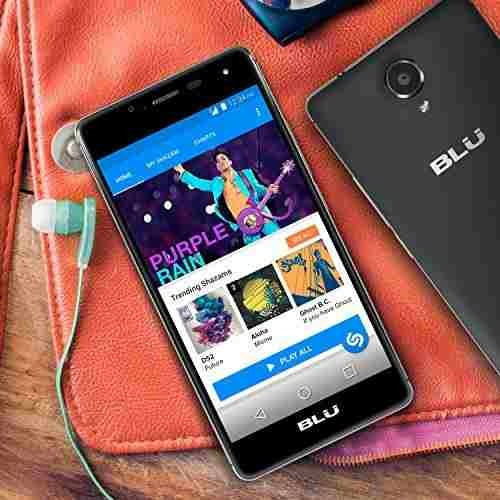 blu r1 hd cell phone 16gb - negro