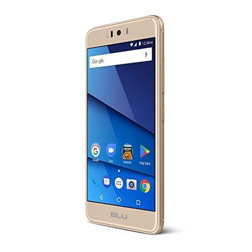 blu r2-4g lte smartphone desbloqueado - 16 gb + 2 gb de ram
