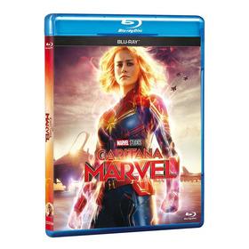 Blu-ray - Capitana Marvel