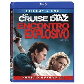 Blu-ray + Dvd Encontro Explosivo (lacrado De Fabrica)