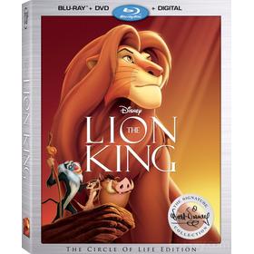 Blu-ray + Dvd The Lion King / El Rey Leon