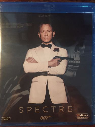 blu-ray 007 spectre / james bond
