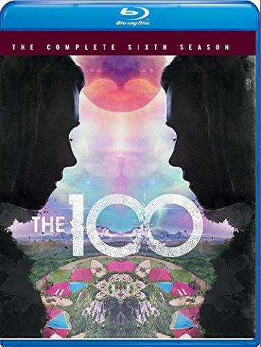 blu-ray : 100: complete sixth season (3 discos)