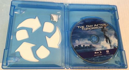 blu-ray 20th century fox:  el día después de mañana