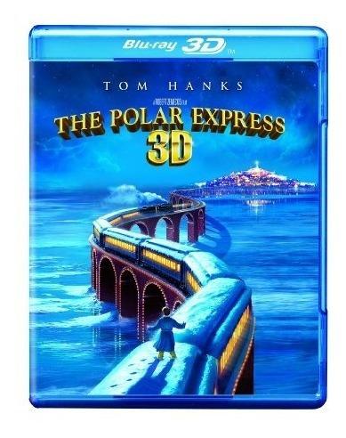 blu-ray 3d :   - the polar express (3d) (widescreen, ,...