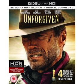 Blu-ray 4k Unforgiven Os Imperdoáveis [ Legendas Português ]