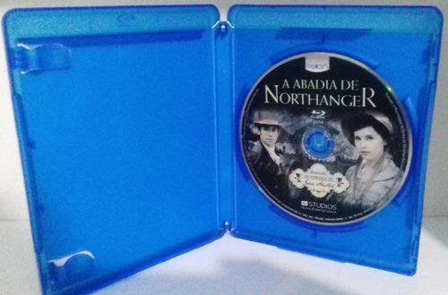 blu-ray a abadia de northanger - legendado