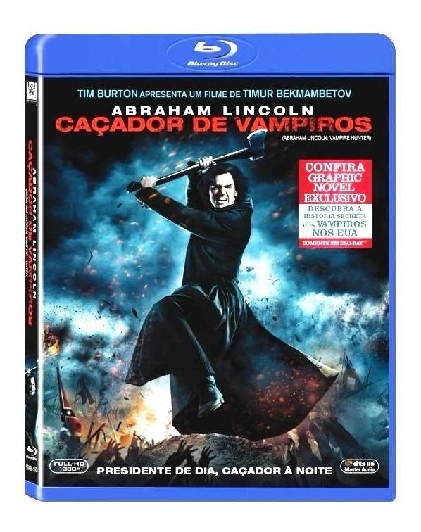 LINCOLN VAMPIRE DUBLADO BAIXAR FILME ABRAHAM HUNTER