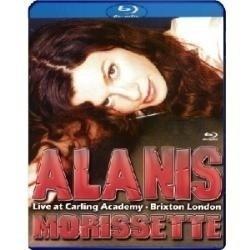 blu-ray alanis morissette - live at carling academy lacrado