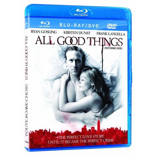 blu-ray all good things / bluray + dvd