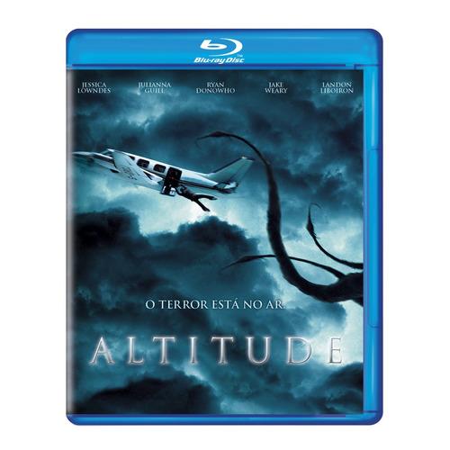 blu-ray altitude - lacrado