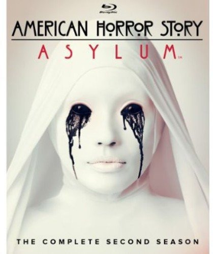 blu-ray :   - american horror story - asylum: the comple...